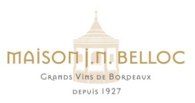 Maison JN Belloc Château Brondelle